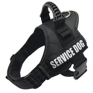 Accessories - NWOT Reflective Service Dog Harness w/ Handle